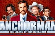 Bally Technologies Anchorman: Legenden of Ron Burgundy