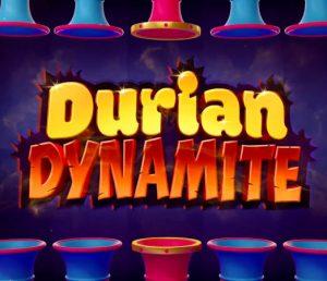 Nykommer fra Quickspin: Durian Dynamite